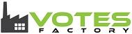 Votes Factory Retina Logo